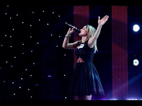 """Ellie Goulding - """"Love me like you do"""". Vezi aici cum cântă Teodora Stoica la X Factor!"""