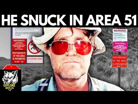 Man Sneaks In & Survives A WEEK Inside Area 51: His Story Is UNBELIEVABLE! Area 51 Documentary