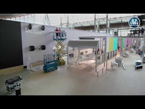 IAA 2016: Im Zeitraffer bei BPW