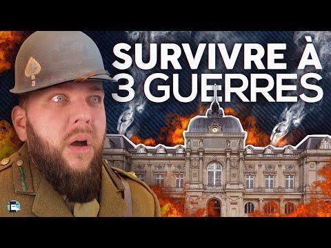 3 guerres sans mourir - L'étonnante histoire du musée de Picardie