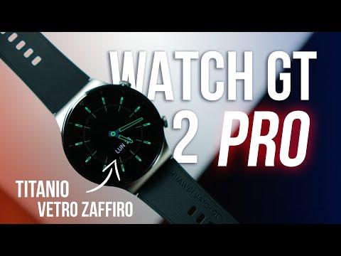 HUAWEI WATCH GT 2 PRO: che eleganza! (qu …