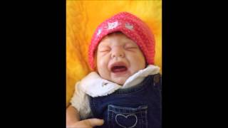 My first stop motion ~ Reborn baby doll crying with sound effects