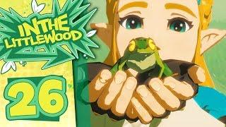 The Legend Of Zelda: Breath Of The Wild - Part 26 - Memories Of Frogs
