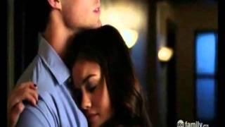 Pretty Little Liars  Ezra & Aira - Seal It With A Kiss