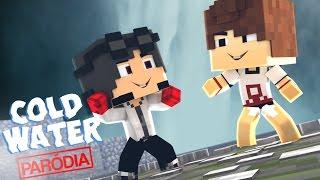 Wiizinho & Rick Marin - Cold Water ft. Justin Bieber, MØ (Minecraft Paródia)