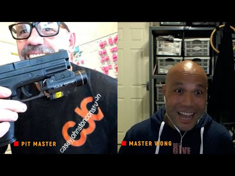 Best self defense martial art tip for the pit master | Master Wong