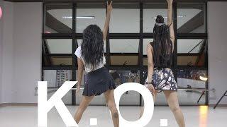 Coreografia Pabllo Vittar K.O. feat Ingrid Martins