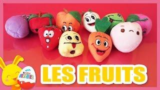 Apprendre les fruits, les légumes et les couleurs avec Touni - Titounis