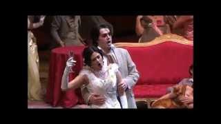 """G. Verdi, La Traviata: """"Libiamo ne' lieti calici"""" - Alida Berti, Leonardo Caimi LIVE 2014"""