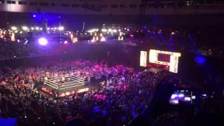 NXT Takeover Dallas: Sami Zayn & Shinsuke Nakamura LIVE Entrance