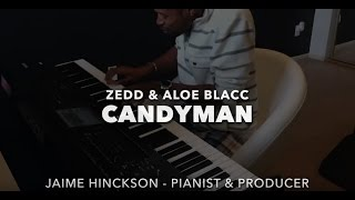 Candyman - Zedd & Aloe Blacc (Jazz Piano Cover)