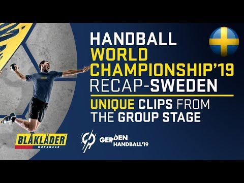 Handball World Championship 19 | Sweden | Highlights From The Group Stage