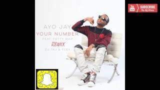 Dj Flex ~ Your Number (Dj Taj Remix)