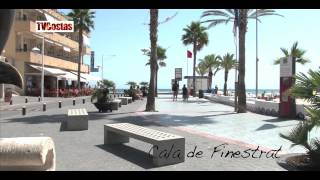 Benidorm La Cala De Finestra Costa Blanca Spain (Tour)
