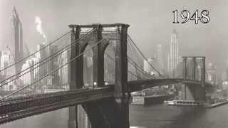 The Brooklyn Bridge Through the Ages