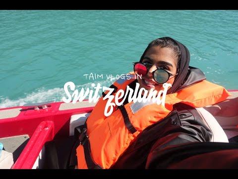 Switzerland Vlogs | خليت امي تسوي ٣ مغامرات مختلفة بين الجبال في سويسرا