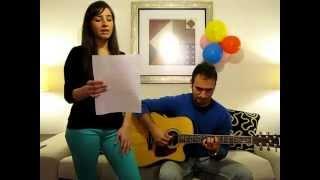 Cucho & Kata - Dónde Está El Amor (Cover de Pablo Alborán feat. Jesse & Joy)