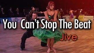 JIVE | Dj Ice - You Can't Stop The Beat (43 BPM)