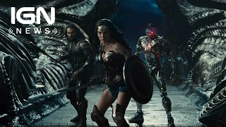 WB, IMAX Announce Justice League VR Experiences - IGN News