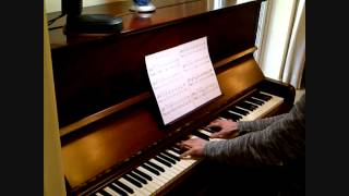 Protection - Massive Attack ft Tracey Thorn - piano cover