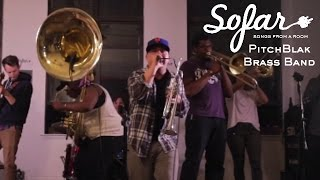 PitchBlak Brass Band - The Next Episode (Dr. Dre Cover) | Sofar New York