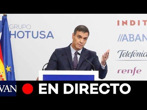 DIRECTO: Pedro Sánchez participa en la clausura del II Foro La Toja-Vínculo Atlántico
