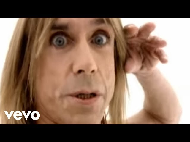 "Vídeo oficial de ""Lust for Life"" de Iggy Pop"