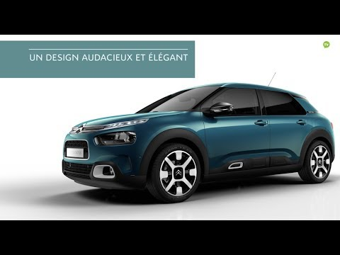Video : Citroën : Evolution exceptionnelle pour la C4 Cactus