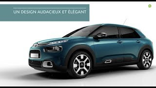 Citroën : Evolution exceptionnelle pour la C4 Cactus
