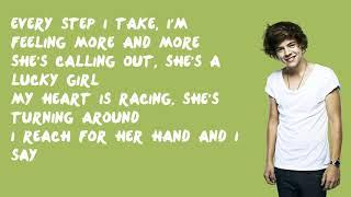 C'mon C'mon - One Direction (Lyrics)