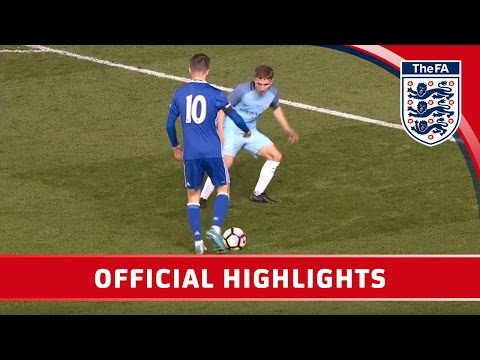 Man City 1-1 Chelsea - 2016/17 FA Youth Cup Final First Leg | Official Highlights
