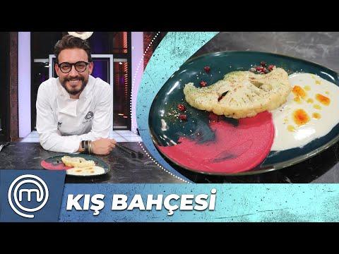 Danilo Şef'in Dokunulmazlık Yemeği: PANCARLI HUMUS