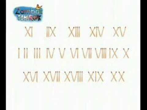 romen rakamları