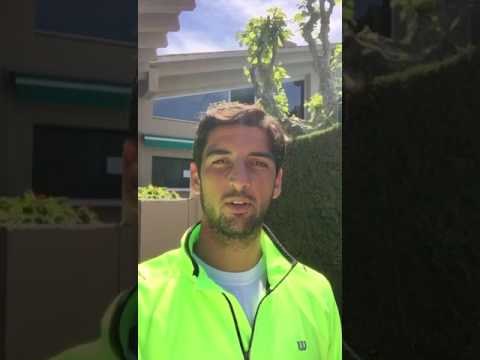 Thomaz Bellucci gravou um vídeo exclusivo para a CBT
