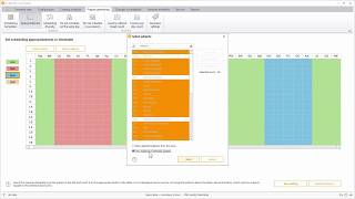 youtube video - Scheduling appropriateness in timetable