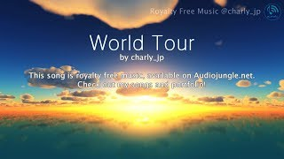 Preview: 'World Tour' - Royalty Free Music(AudioJungle)