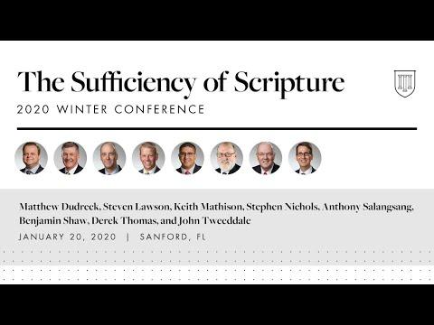 2020 Winter Conference: Stephen Nichols