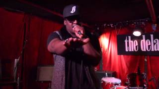 "LITTLEZ live @ The Delancey Lounge ""COCONUT WATER"""