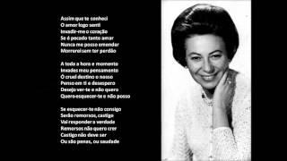 Maria Teresa de Noronha - Triste Fado