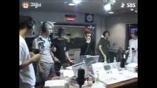 120727 BEAST NOT ME live at Boom's young street radio