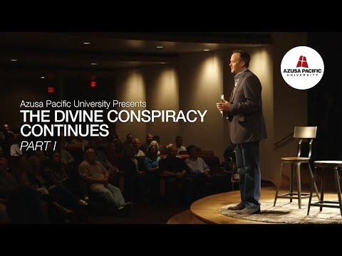 THE DIVINE CONSPIRACY COLLECTION, Part 1: A Conversation on the Church