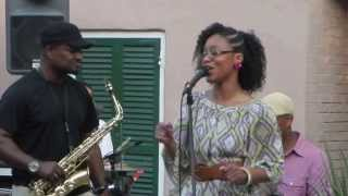 "Cindy Rainne - ""Jazz at the Mansion"" snippets"