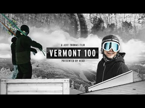 Vermont 100 - starring Aaron Blunck and Ian Morrison | HEAD Freeskiing - Teaser