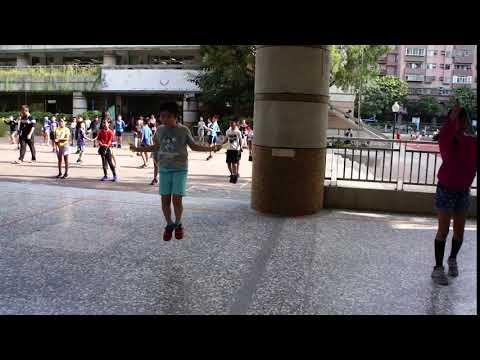 1081017跳繩比賽 2 - YouTube