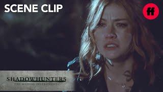 Shadowhunters   Season 2, Episode 20: Clary Kills Valentine   Freeform