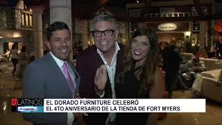 EL DORADO FURNITURE celebra 4 años