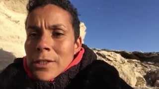 Alison David shares jaw diaphragm exercise