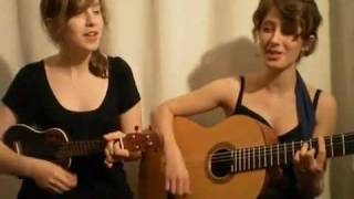 Agathe & Fine  - Tom Waits cover (Green Grass)