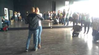 S.Kevin – Esse Teu Dancar Kizomba workshop in Kiev Лещук Юрий и Анна Алексеева