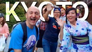 J'AI TESTÉ L'HALLUCINANTE VILLE DE KYOTO ! (JAPON)